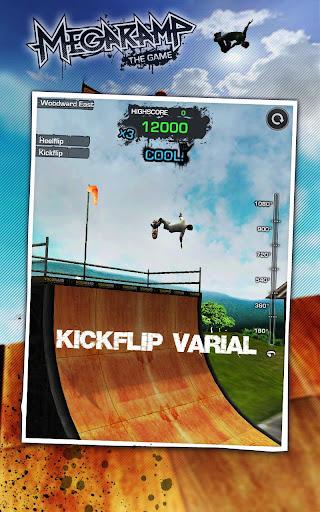 MegaRamp Skate & BMX FREE  screenshots 2