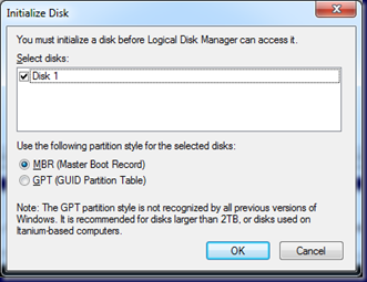 09-10-14 BitLocker To Go - 1 - New Drive