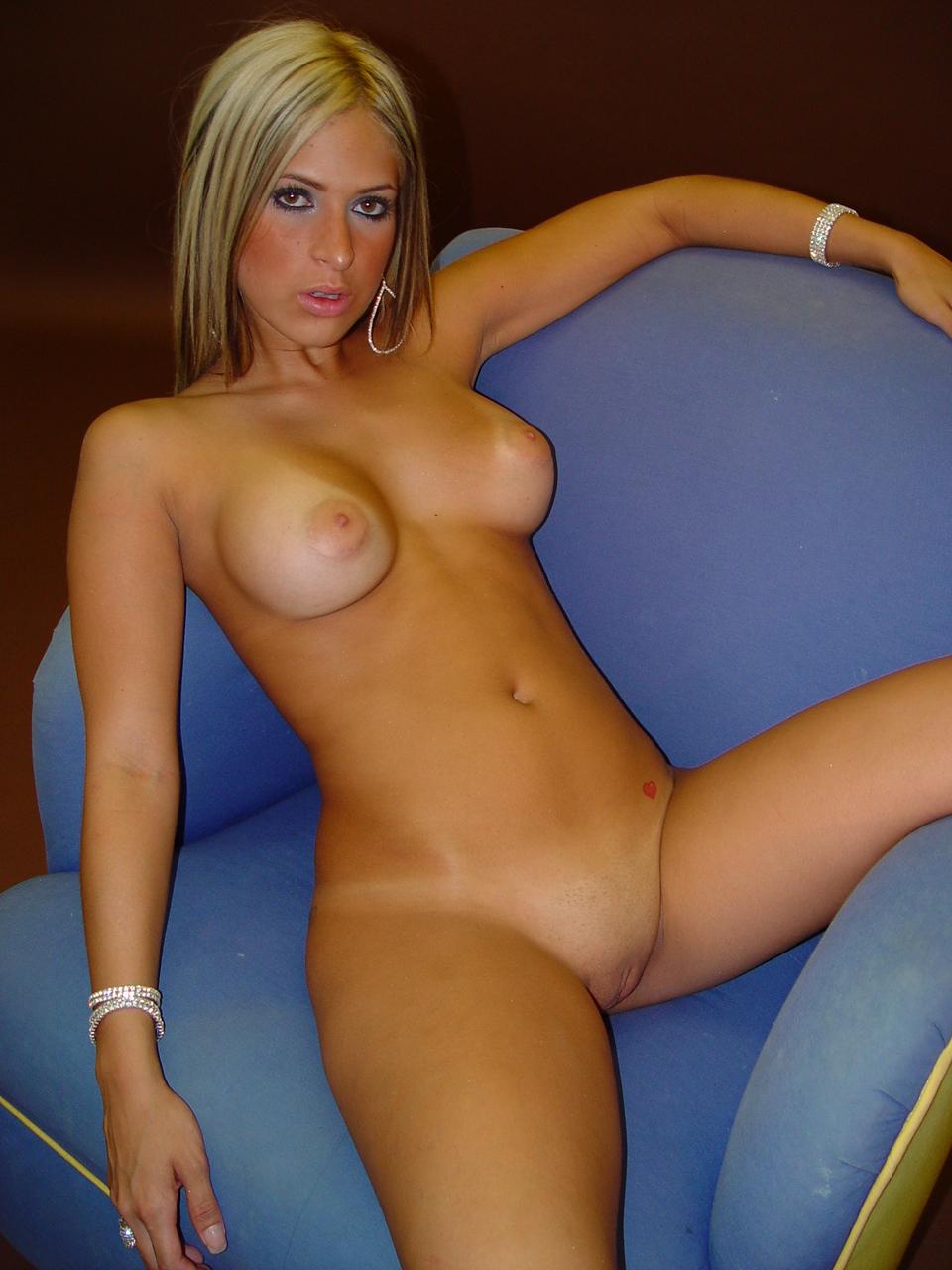 Schamlippen Nackt