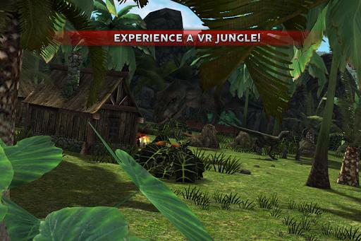 Jurassic VR - Google Cardboard 1.7.4 screenshots 1