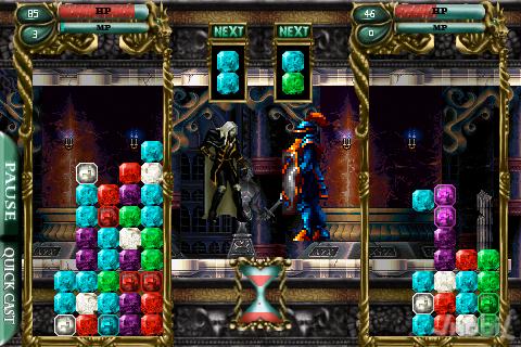 33022-castlevania-puzzle-encore-of-the-night Castlevania para iPhone é bem diferente do esperado