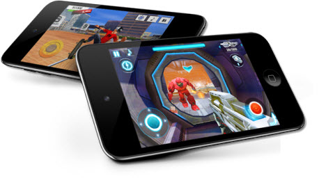 iPodTouch_Hero Review Gamer: iPod Touch 4G