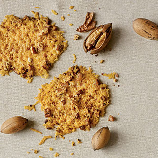 Pecan-Cheese Crisps Recipe