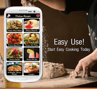 ricette di cucina gratis miniatura screenshot