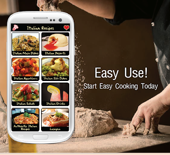 Italian recipes free app apps on google play screenshot image forumfinder Gallery