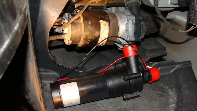 Intercooler pump - Mercedes Benz SLK Forum