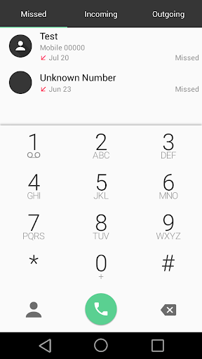 ExDialer Theme - Modern