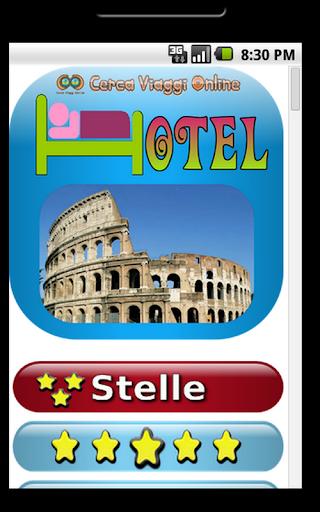 Alloggi a Roma
