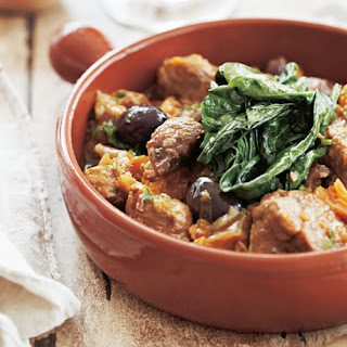Slow-Baked Pork and Apricots