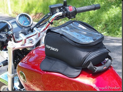 Cortech super mini magnetic tank bag