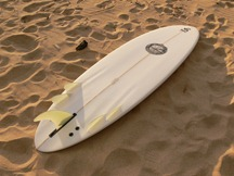 EVO5 bonzer The Atlantic POD - Tim Stafford Custom Surfboards, Cornwall