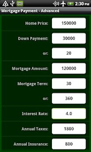 Mortgage Pro- screenshot thumbnail