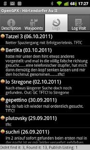 OpenGPX- screenshot thumbnail