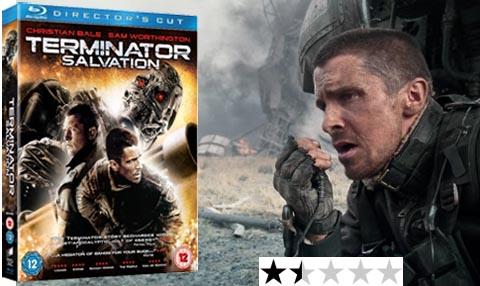 Terminator Salvation 2009 Director S Cut Blu Ray Dan S Media Digest