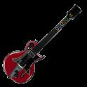 Guitare Fond d'Écran Animé icon