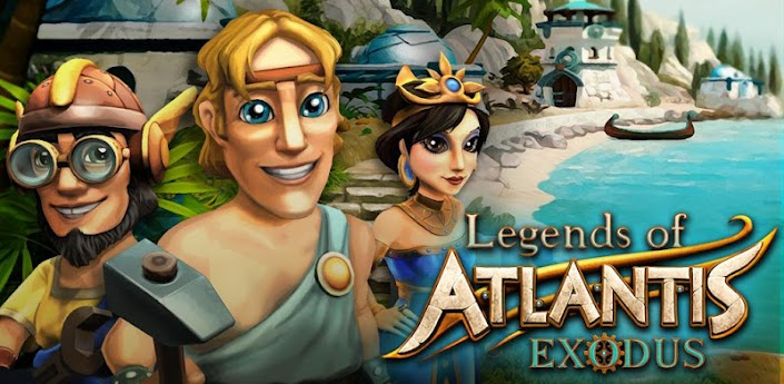 Legends of Atlantis: Exodus HD apk