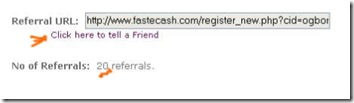 Fastecashreferral