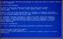 Blue Screen 2