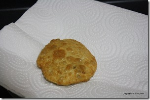 fried kachori