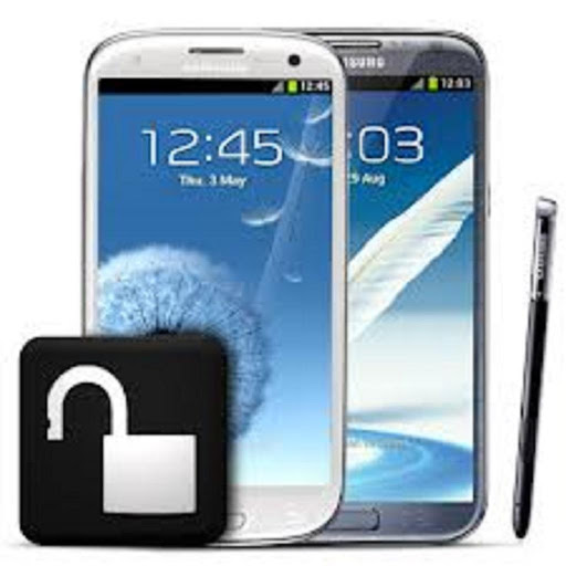 Unlock Galaxy Note and Note2