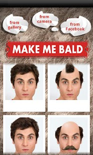 Make Me Bald- screenshot thumbnail