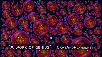 Screenshot of Osmos HD