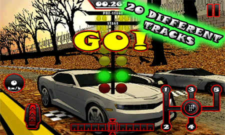 Street Drag 3D : Racing cars Screenshot 7