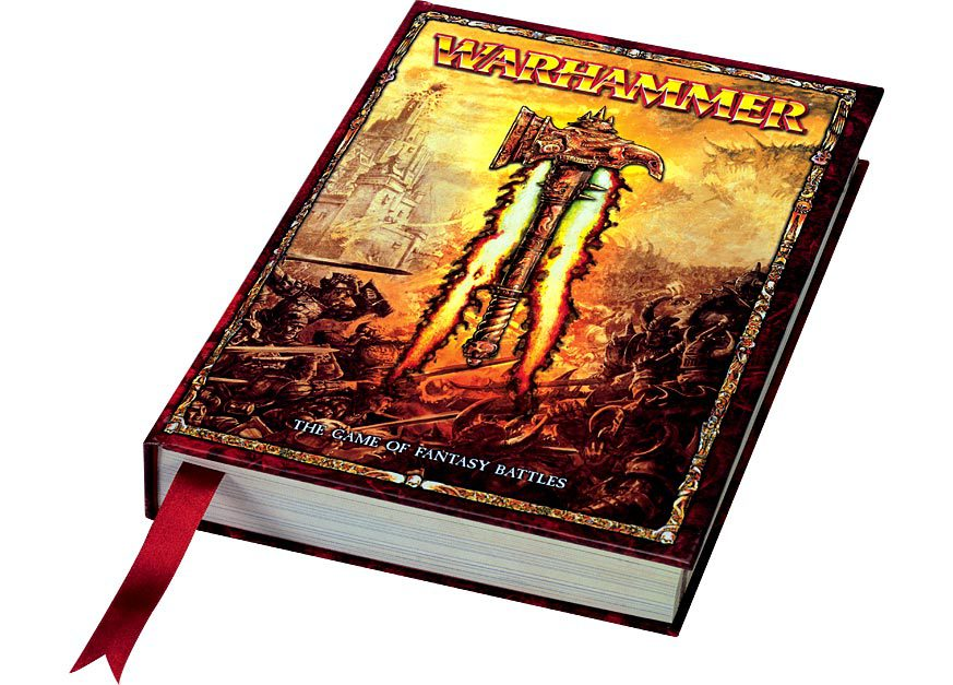 The Chattering Horde: Warhammer 8th Edition Rulebook Advance Orders now  open!
