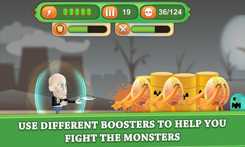 Monster Killer: Shooter Mayhem - screenshot