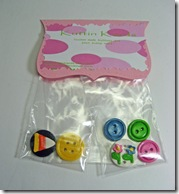 Kuttin Cards Buttons