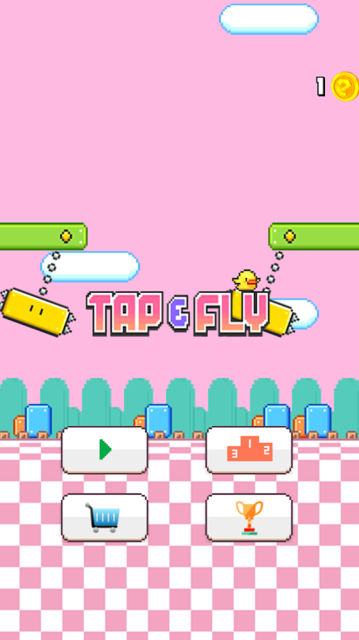Tap and Fly- screenshot