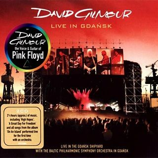 fullalbums archives c d david gilmour live in gdansk. Black Bedroom Furniture Sets. Home Design Ideas