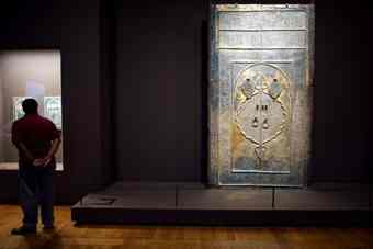 Arabia's ancient past on show at the Louvre