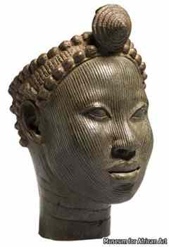 Ancient West African treasures embark on a journey round America