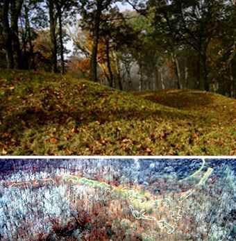 The Effigy Mounds of Iowa, Wisconsin and Minnesota