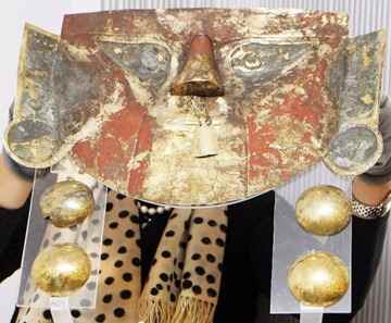 Last chance to see Inca treasures in Europe