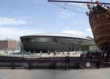 Work begins on Europe's biggest new maritime museum