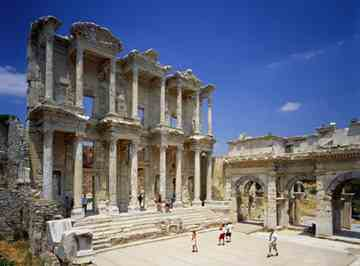 Ephesus, an open-air classical museum