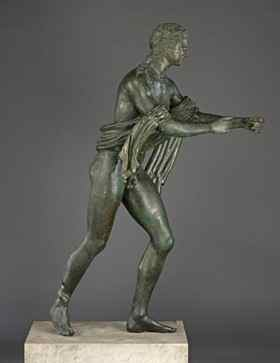 Getty Villa to present Apollo from Pompeii