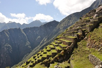 Restored Machu Picchu terraces will open for tourists in June