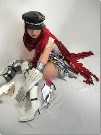 unknown cosplay 019 / ragnarok online cosplay - assassin cross