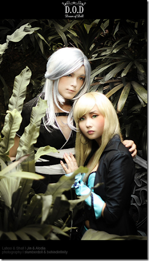 dream of teenager cosplay - lahoo and shall - jin joson and alodia gosiengfiao