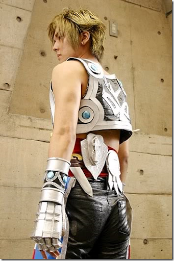 final fantasy xii cosplay - van / vaan / vann