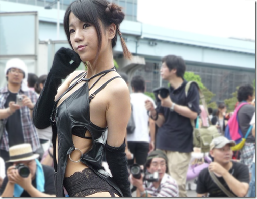 dead or alive cosplay - lei fang 02 from comiket 2010