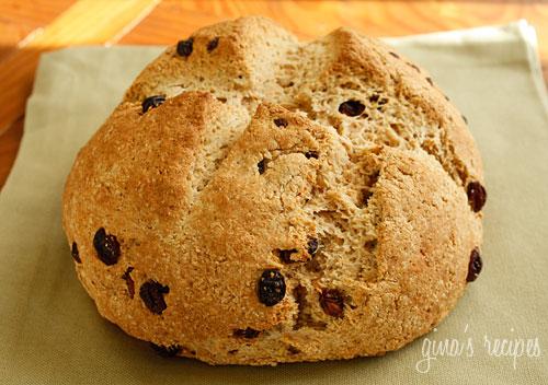 Low Fat Irish Soda Bread   Skinnytaste