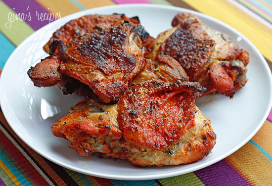 My family's favorite grilled or broiled chicken seasoned with Latin flavors to create the best tasting chicken!