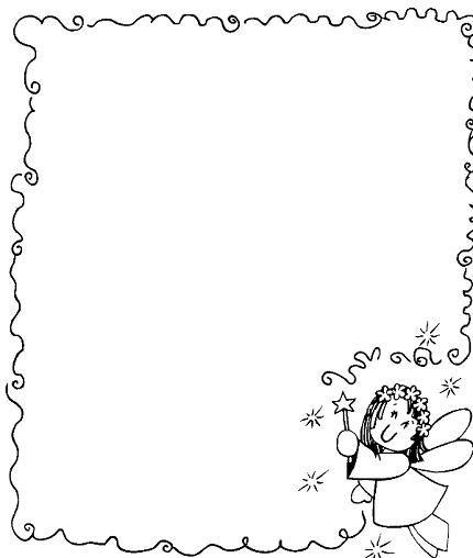 Resultado de imagen de bordes pedagogicos infantiles