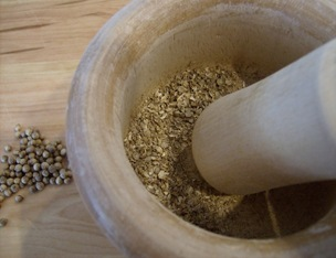 How to Make coriander from cilantro seeds