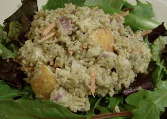 Quninoa Salad