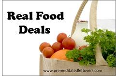 real food deals